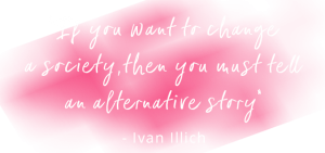 Ivan Illich quote